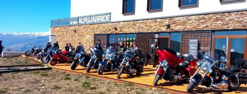 Iberian Coast Road en Centro Alpujárride :: © Bodegas Nestares Rincón