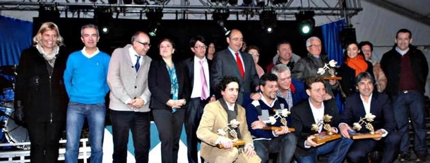 Premios Viña de Oro, 2014 :: © Bodegas Nestares Rincón