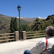 Views of Sierra Nevada from Capileira, La Alpujarra :: Bodegas Nestares Rincon, Alpujarride