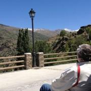 Vistas de Sierra Nevada desde Capileira, La Alpujarra :: Bodegas Nestares Rincón, Alpujárride