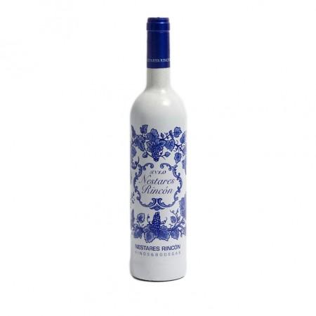 Bottle IN 1.0 Vitis Vinifera :: © Bodegas Nestares Rincon